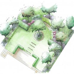 garden-plan-symmetrical-layout-formal-structure-3d